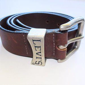 2/$40💎 Levi's Brown Leather Belt